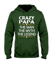 Crazy Papa Hooded Sweatshirt thumbnail