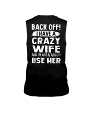 Back Off - Crazy Wife Sleeveless Tee thumbnail