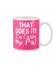 Calling Pa Mug thumbnail