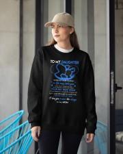 1 DAY LEFT - GET YOURS NOW Crewneck Sweatshirt apparel-crewneck-sweatshirt-lifestyle-front-12