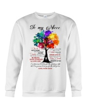 REMEMBER THAT YOU MEAN THE WORLD TO ME Crewneck Sweatshirt thumbnail