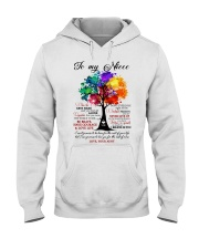 REMEMBER THAT YOU MEAN THE WORLD TO ME Hooded Sweatshirt thumbnail