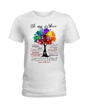 REMEMBER THAT YOU MEAN THE WORLD TO ME Ladies T-Shirt thumbnail