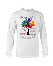 REMEMBER THAT YOU MEAN THE WORLD TO ME Long Sleeve Tee thumbnail