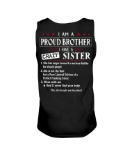 I AM A PROUD BROTHER Unisex Tank thumbnail