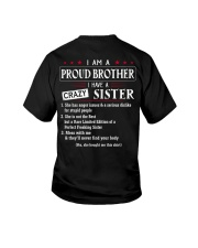 I AM A PROUD BROTHER Youth T-Shirt thumbnail