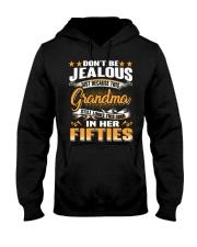 Grandma Still Looks Good Hooded Sweatshirt thumbnail