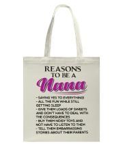 REASONS TO BE A NANA Tote Bag thumbnail