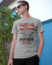 I LOVE HER AND SHE IS MY BEST FRIEND Classic T-Shirt apparel-classic-tshirt-lifestyle-17