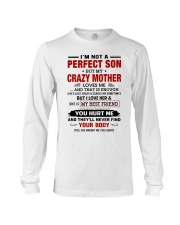 I LOVE HER AND SHE IS MY BEST FRIEND Long Sleeve Tee thumbnail