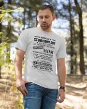 SHE LOVES ME SO MUCH Classic T-Shirt apparel-classic-tshirt-lifestyle-front-49