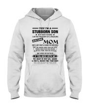 SHE LOVES ME SO MUCH Hooded Sweatshirt thumbnail