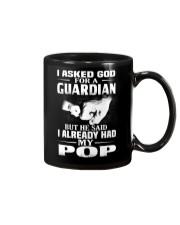 Guardian Is My Pop  Mug thumbnail