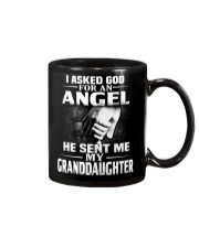 God Sent Me My Granddaughter Mug thumbnail