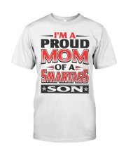 Proud Mom Of A Smartass Son  Classic T-Shirt thumbnail
