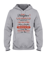 BELIEVE IN YOURSELF Hooded Sweatshirt thumbnail