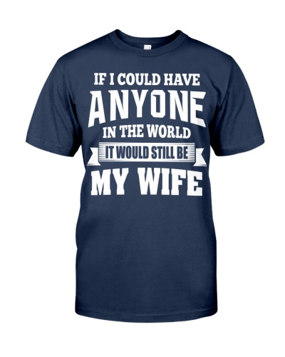 I Have My Wife