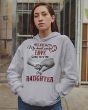 GOD KNEW MY HEART NEEDED LOVE Hooded Sweatshirt apparel-hooded-sweatshirt-lifestyle-08