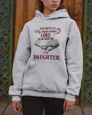 GOD KNEW MY HEART NEEDED LOVE Hooded Sweatshirt apparel-hooded-sweatshirt-lifestyle-front-03