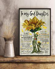 tqh-god-daughter-sunflower-mam-twtm 11x17 Poster lifestyle-poster-3