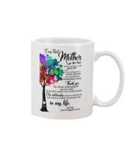 THANK YOU - PERFECT GIFT FOR MOTHER-IN-LAW Mug thumbnail
