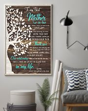 THANK YOU - PERFECT GIFT FOR MOTHER-IN-LAW 11x17 Poster lifestyle-poster-1