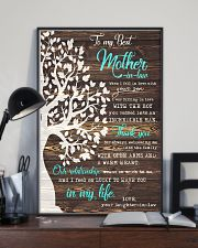 THANK YOU - PERFECT GIFT FOR MOTHER-IN-LAW 11x17 Poster lifestyle-poster-2