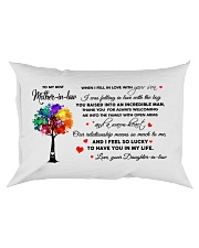 THANK YOU - PERFECT GIFT FOR MOTHER-IN-LAW Rectangular Pillowcase thumbnail