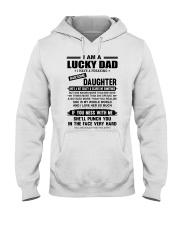 I AM A LUCKY DAD Hooded Sweatshirt thumbnail