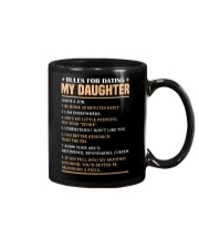 Rules For Dating My Daughter Mug thumbnail
