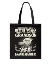 PERFECT SHIRTS FOR GRANDMA Tote Bag thumbnail