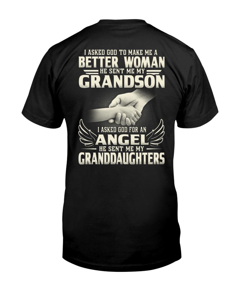 PERFECT SHIRTS FOR GRANDMA Classic T-Shirt