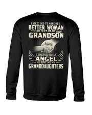 PERFECT SHIRTS FOR GRANDMA Crewneck Sweatshirt thumbnail