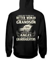 PERFECT SHIRTS FOR GRANDMA Hooded Sweatshirt thumbnail
