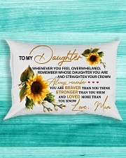 1 DAY LEFT - GET YOURS NOW Rectangular Pillowcase aos-pillow-rectangle-front-lifestyle-5