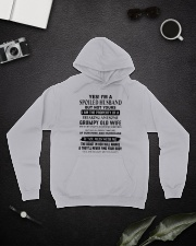 1 DAY LEFT - GET YOURS NOW Hooded Sweatshirt lifestyle-unisex-hoodie-front-9