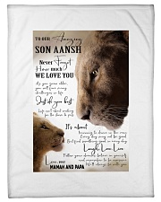 """1 DAY LEFT - GET YOURS NOW Small Fleece Blanket - 30"""" x 40"""" thumbnail"""