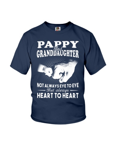 Pappy And Granddaughter Always Heart To Heart
