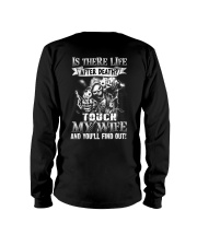 Don't Touch My Wife Long Sleeve Tee thumbnail