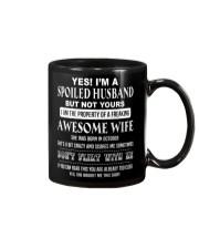 I'M A SPOILED HUSBAND - AMAZING GIFT FOR HUSBAND Mug thumbnail