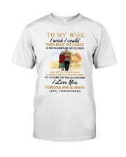 TURN BACK THE CLOCK - LOVELY GIFT FOR WIFE Premium Fit Mens Tee thumbnail
