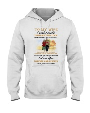 TURN BACK THE CLOCK - LOVELY GIFT FOR WIFE Hooded Sweatshirt thumbnail
