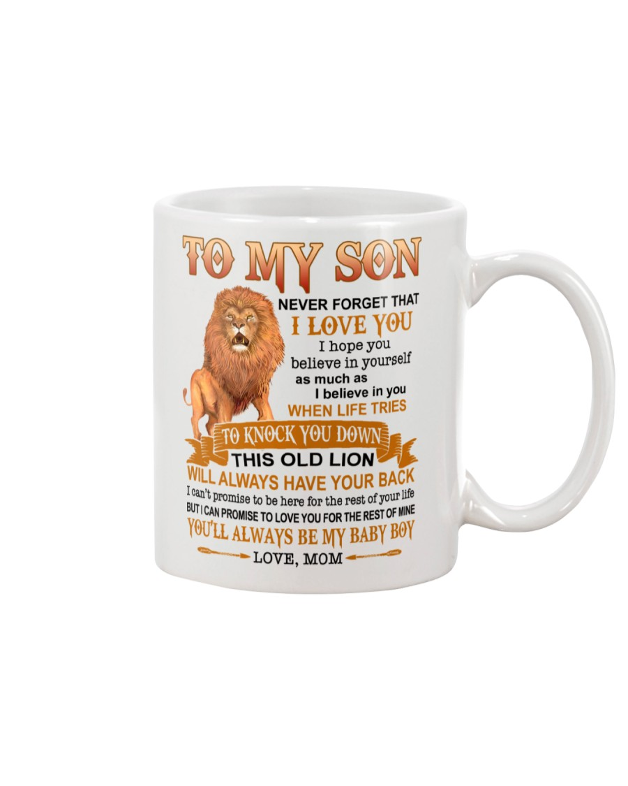 I LOVE YOU - SPECIAL GIFT FOR SON Mug