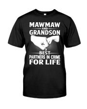 BEST PARTNERS IN CRIME Classic T-Shirt front