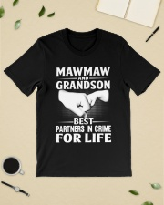 BEST PARTNERS IN CRIME Classic T-Shirt lifestyle-mens-crewneck-front-19