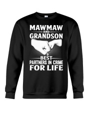 BEST PARTNERS IN CRIME Crewneck Sweatshirt thumbnail