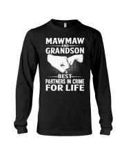 BEST PARTNERS IN CRIME Long Sleeve Tee thumbnail