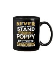 Between Poppy And Grandkids Mug thumbnail