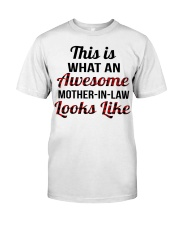 LOOKS LIKE - GREAT GIFT FOR MOTHER-IN-LAW Classic T-Shirt front