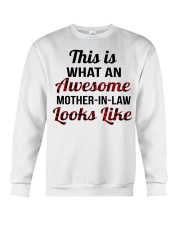 LOOKS LIKE - GREAT GIFT FOR MOTHER-IN-LAW Crewneck Sweatshirt thumbnail
